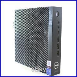 Dell Wyse 5070 Thin CLient Intel Celeron J4105 1.5GHz Ram 8GB SSD 32GB N5JWR