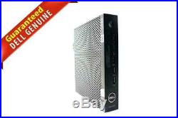 Dell Wyse 5070 Thin Client Celeron J4105 1.5GHZ 4GB DDR4 16GB SSD RJ-45 5FDH0