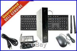 Dell Wyse 5070 Thin Client Celeron J4105 1.5GHz 16GB SSD 4GB DDR4 WIFI DFWTY