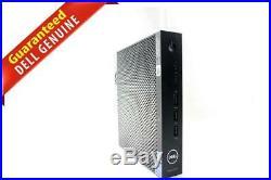 Dell Wyse 5070 Thin Client Celeron J4105 1.5Ghz 4GB 16GB ThinOS 8.5 WIFI Y61W2