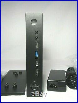 Dell Wyse 5070 Thin Client Celeron J4105 1.5Ghz QuadCore 8GB DDR4 64GB Windows10