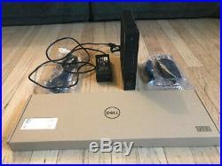 Dell Wyse 5070 Thin Client Celeron J4105 1.5Ghz Ram 8GB SSD 32GB N11D001