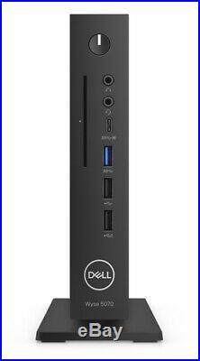 Dell Wyse 5070 Thin Client DTS 1 x Pentium Silver J5005 / 1.5 GHz R NEU