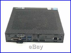 Dell Wyse 5070 Thin Client Intel Celeron J4105 1.5GHz 8GB 128GB SSD WithAc Adapter