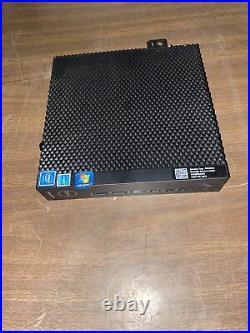 Dell Wyse 5070 Thin Client Intel Celeron J4105 1.5ghz 8gb Ram No Hd/ No Caddie