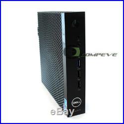 Dell Wyse 5070 Thin Client Intel Pentium J5005 1.5GHz 4GB RAM 16GB SSD TKM9Y