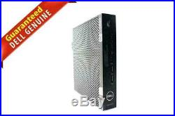 Dell Wyse 5070 Thin Client Pentium Silver J5005 8GB DDR4 32GB SSD RJ-45 WIN 8.1