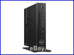 Dell Wyse 5070 Thin Client, Pentium Silver QC, 4GB DDR4, 16GB Flash, Gigabit