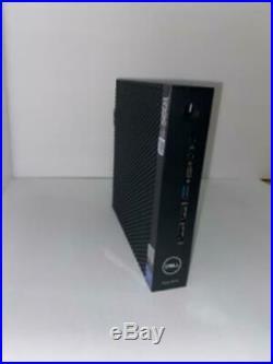 Dell Wyse 5070 Thin Client Windows 10 IoT J4105 1.5GHz 4GB 32GB C68TT NOB