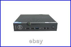 Dell Wyse 5070 ThinClient Celeron J4105 1.5GHz eMMC 16Gb RAM 4Gb ThinOS CFGW5