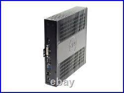 Dell Wyse 7020 Thin Client AMD G-T56N 1.65 GHz 2GB RAM 4GB SSD RJ45 909714-01L