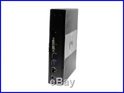 Dell Wyse 7020 Thin Client AMD GX-420CA 2GHz 32GB SSD 8GB RAM WIE10 RJ-45 8WF82