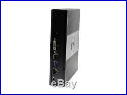 Dell Wyse 7020 Thin Client AMD GX-420CA 2GHz 8GB RAM 32GB SSD WIE10 RJ-45 8WF82