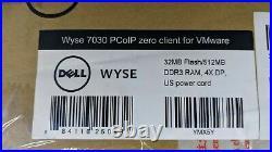 Dell Wyse 7030 Zero client