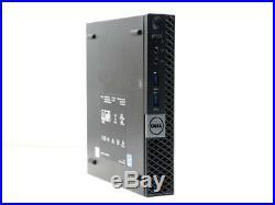 Dell Wyse 7040 Thin Client Intel Core i5-6500TE 2.3GHz 128GB SSD 4GB DDR4 WIN8.1
