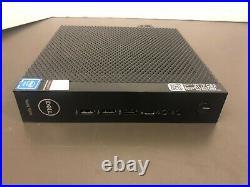 Dell Wyse 7050 Thin Client Celeron J410S 1.5Ghz 4GB Ram 180GB M. 2 20028JC
