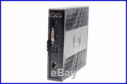 Dell Wyse Dx0D 5010 AMD G-T48E 1.40GHz 2GB Ram 8GB SSD Thin Client 607TG-SP-UUU