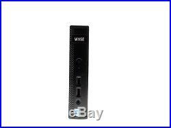 Dell Wyse Dx0D 5010 Thin Client AMD G-T48E 1.4GHz 4GB DDR3 32GB SSD RJ-45 607TG