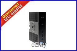 Dell Wyse N07D 5060 AMD GX-424CC 2.4GHz 64GB SSD 8GB RAM WIE10 Thin Client H0C1T