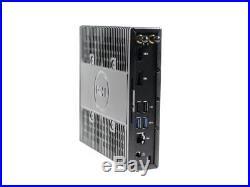 Dell Wyse N07D 5060 Thin Client AMD GX-424CC 2.4 GHz 4GB RAM 8GB SSD Wifi 4DDNG