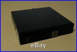 Dell Wyse Optiplex 7040m i7-6700TE @2.4GHz, 8GB DDR4, 128GB SSD