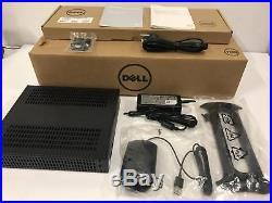 Dell Wyse Zx0Q 7020 AMD GX-420CA 2GHz 32GB SSD 4GB RAM WEI10 Thin Client 8WF82