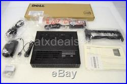 Dell Wyse Zx0Q 909805-47L 4G 60GSD Windows Embedded Thin Client Terminal