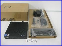 Dell XD4DV Wyse 5070 Thin Client Intel J4105 4GB 32GB Flash Windows 10 IoT