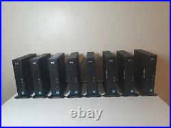 Joblot of 10 Wyse Zx0/Z90D7 Thin Client, 4GB, 32GB SSD, fully working