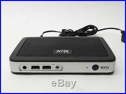 LOT 10 DELL WYSE PXN 909569-01L P25 THIN CLIENT PC 32MB FLASH 512MB RAM With PSU