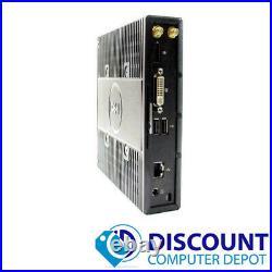 LOT 10 Dell Wyse 5010 Thin Client AMD G-T48E 1.4GHz 4GB RAM 16GB SSD WIFI D90D7