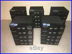 LOT (25) Wyse 3040 Thin Client. 2GB. 8GB without Power Supply