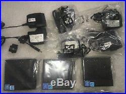 LOT (6) Wyse 3040 Thin Client. 2GB. 8GB Sealed BrandNew with Power Supply