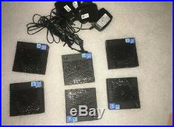 LOT (6) Wyse 3040 Thin Client. 2GB. 8GB with Power Supply