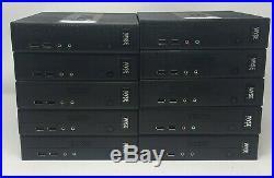 LOT OF 10 DELL Wyse Z50D Thin Client, AMD G-T56N@1.56GHz, 2G, SUSE Linux Enterprise