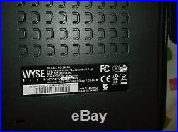 LOT OF 10 WYSE D200 P20 PCoIP Dual Thin Client 909101-099L WITH AC ADAPTER