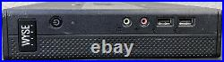 LOT OF 10 WYSE Zx0 Z90D7 THIN CLIENT/AMD G-T56N @ 1.6GHz /4GB SSD/ 2GB RAM