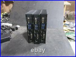 LOT OF 3 Dell Wyse 5070 Thin CLient Celeron J4105 4GB DDR4 16GB SSD READ AD