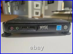 LOT of 10 WYSE Cx0 C10LE WTOS 1G Thin Client 128F/512R DVI ES US with AC adapter