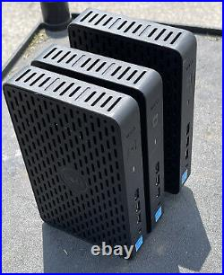 LOt Of(3) DELL WYSE MODEL NO6D THIN CLIENT
