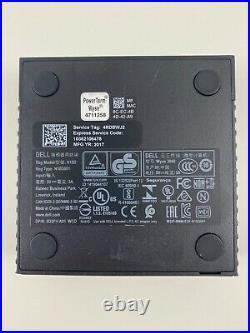 Lot 10 Dell Wyse 3040 Atom x5 Quad Core 1.44GHz 2GB RAM 16GB SSD No AC/OS #ab