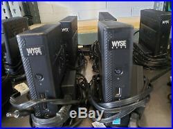 Lot 10 Wyse D90D7 Dx0D 1.4 GHz 2GB Ram 16GB Flash Thin Client -Black -909654-01L