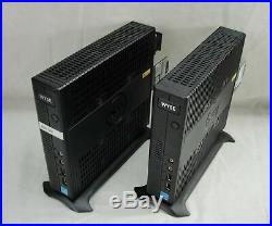 Lot 11 Dell Wyse Thin Client Server Terminal Computers Zx0 7010 1.65 Ghz Rj45