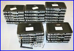 Lot 25 Dell Wyse T10 Tx0 909567-01L P25 04NH9X PCOIP 01FYW2 Zero Thin Client