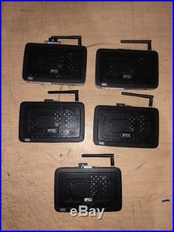 Lot Of 10 Wyse Tx0 Thin Client Terminal