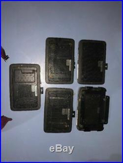 Lot Of 5 Dell Thin Client 1gb Ram 1gb Grey Wyse