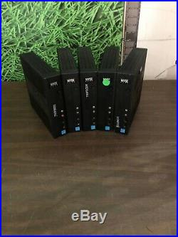Lot Of 5 Dell Wyse Zx0thin Client