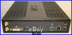 Lot Of Ten Wyse Zx0 Thin Client 90973-21L AMD G-T56N @ 1.65GHz No Ram 8GB SSD