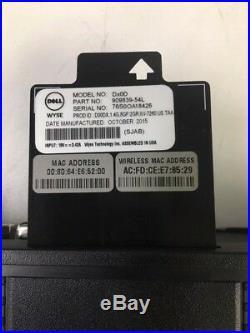 Lot of 10 Dell WYSE Dx0D AMD T48E 1.4GHz 2GB RAM 8GB Flash Thin Client PC NO AC