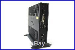 Lot of 10 Dell Wyse 5010 Thin Client AMD GX-T48E 1.4GHz 4GB RAM 16GB Flash SSD